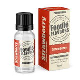Strawberry Natural Flavouring 15ml