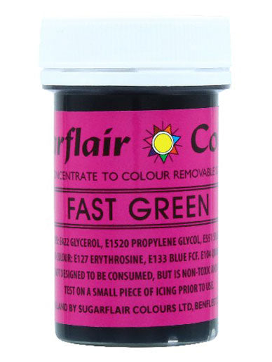 Fast Green Non-Edible Craft Paste 25g