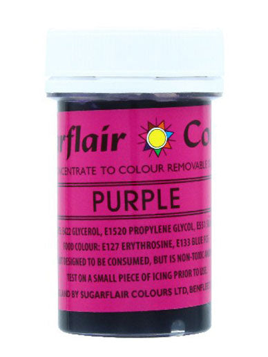 Purple Non-Edible Craft Paste 25g