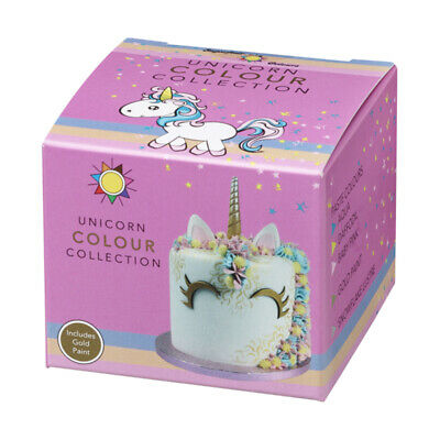 Sugarflair Unicorn Collection