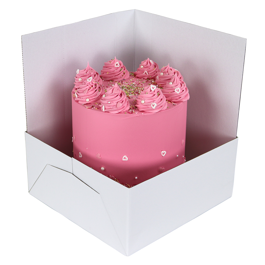 PME : Make it Tall - 3 in 1 Cake Box Extension 3 Pack