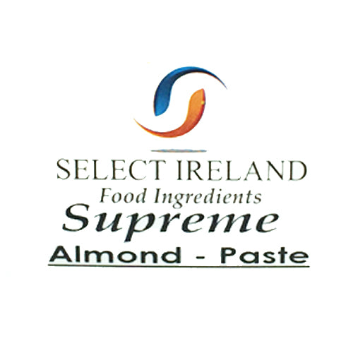 2.5kg Supreme Silk Almondpaste May 2019 - Bakeworld.ie