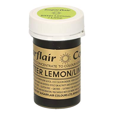 Pastel Bitter Lemon\Lime -25g