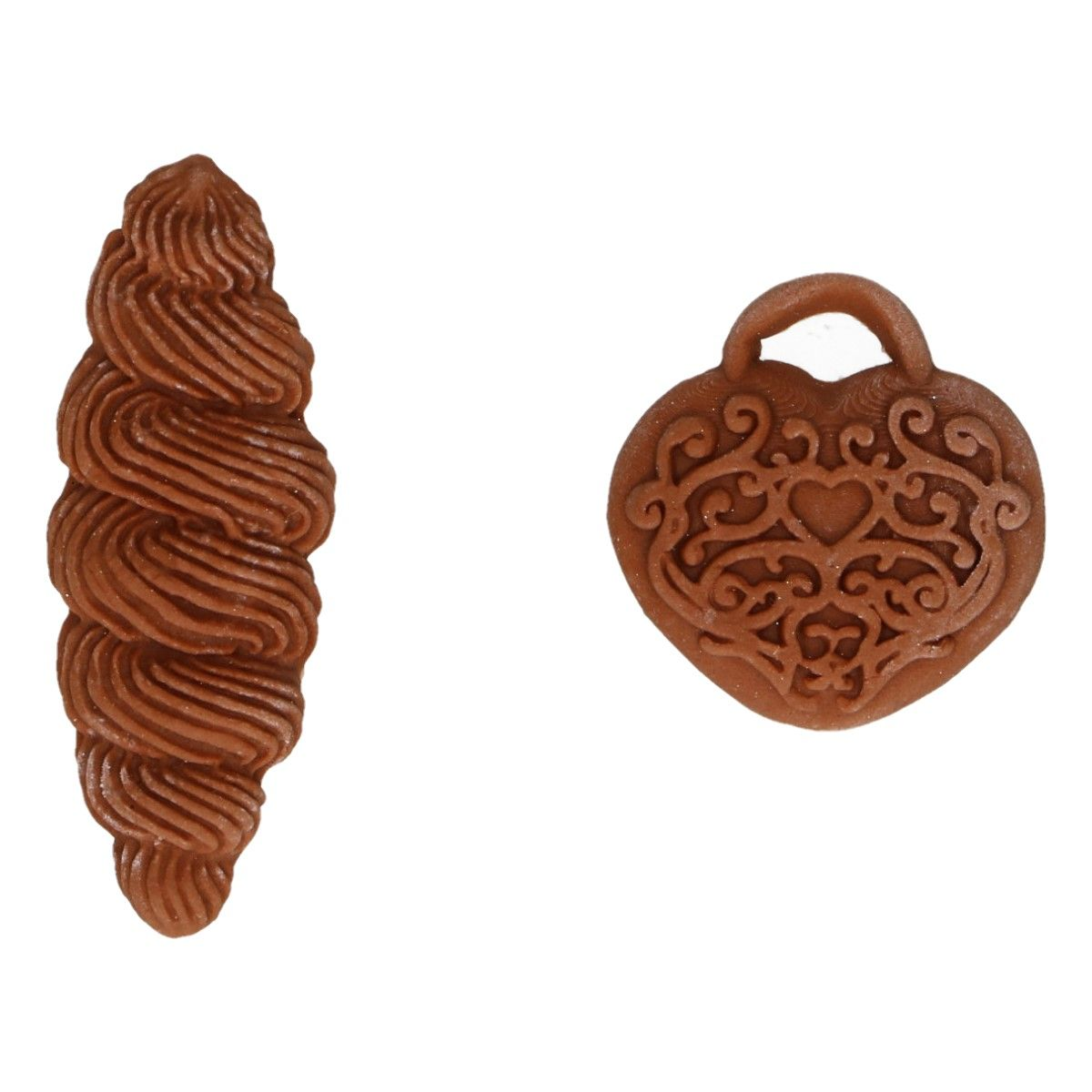 FunCakes Edible Hi Strength Gel - Brown 30g
