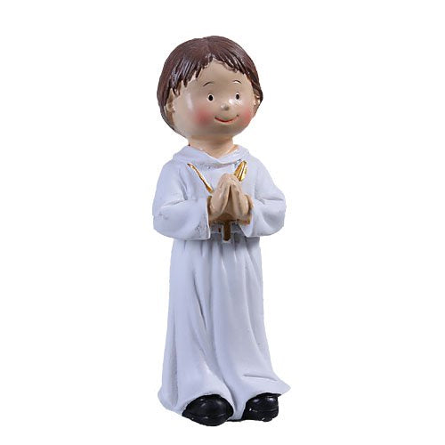 Communion Boy Dark Hair 85mm
