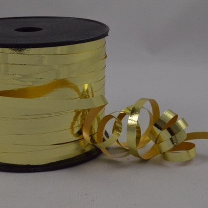 Gold Curling Ribbon 5mm x 250mt
