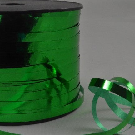 Green Curling Ribbon 5mm x 250mt