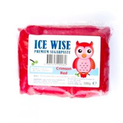 Ice Wise Crimson Red 500g