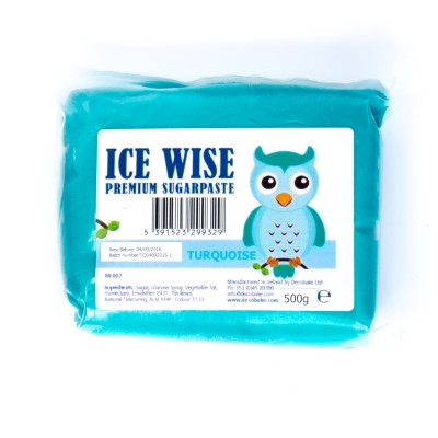 Ice Wise Turquoise 500g