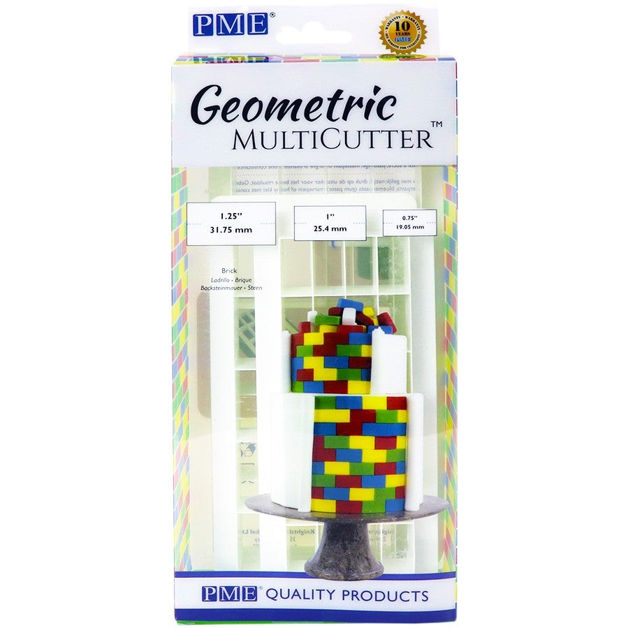 Geometric Cutter : Brick