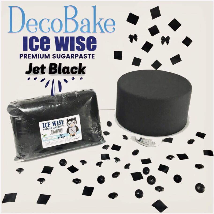 Ice Wise Jet Black 500g
