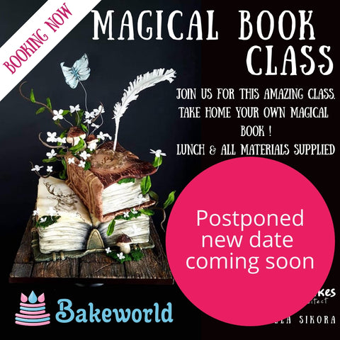 Magical Book Class 2020 April 4th