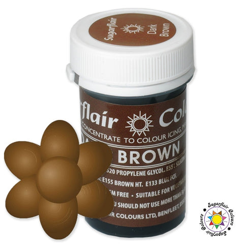 Spectral Dark Brown -25g