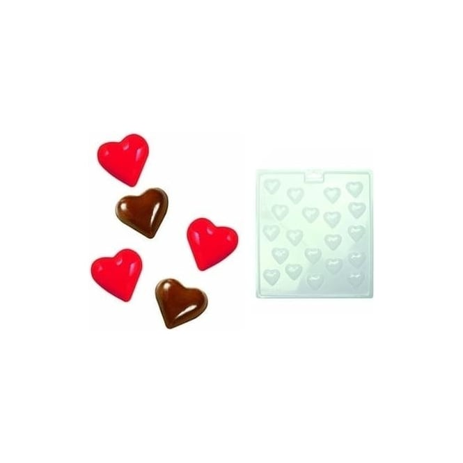Chocolate Mould: Hearts