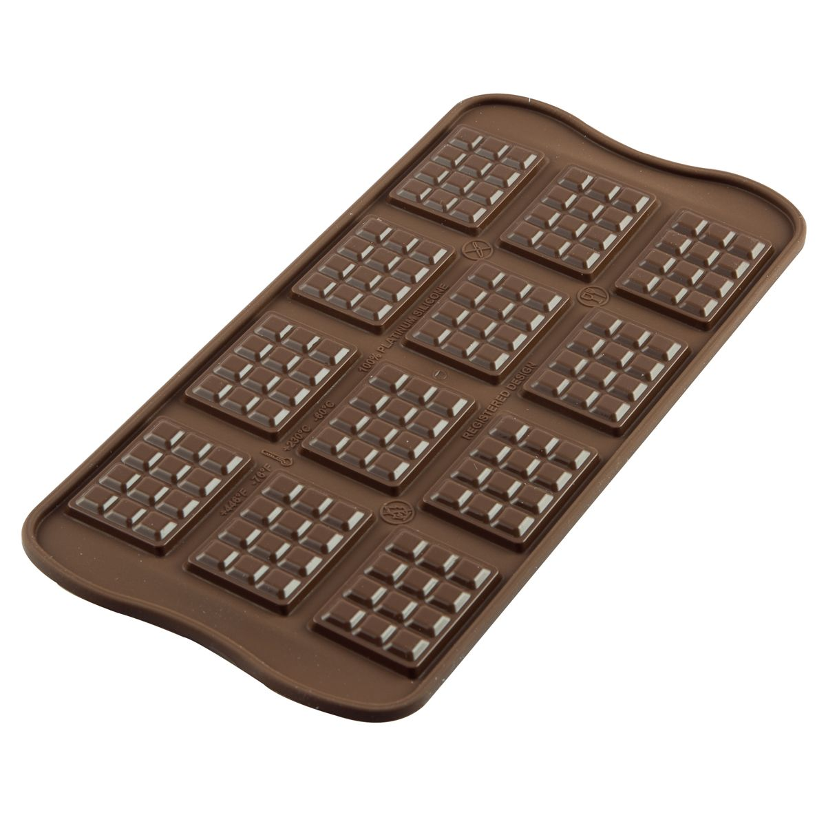 Silikomart Chocolate Mould Tablette