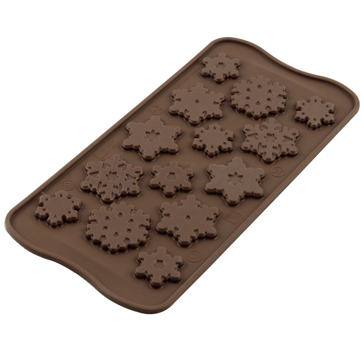 Silikomart Chocolate Mould Choco Frozen