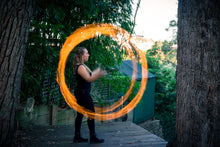 Tealight Fire Poi