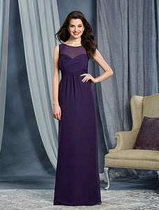Alfred Angelo 7362L - Size 8 Eggplant