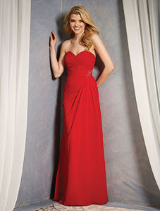 Alfred Angelo 7367L - Size 10 Cherry