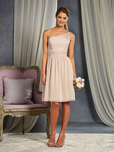 Alfred Angelo 7369S - Size 10 Cashmere