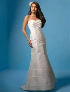 Alfred Angelo 2034 - Size 12 White