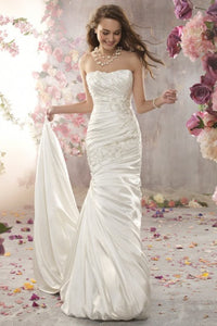Alfred Angelo 2362 - Size 12 Ivory