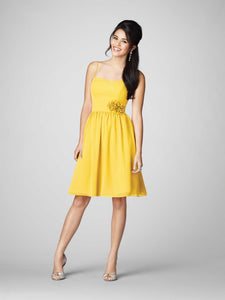 Alfred Angelo 7206 - Size 8 Canary