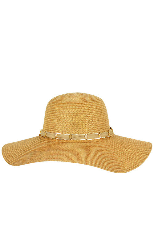 Floppy Sun Hat - Tan