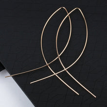 Simple Fish Shaped Copper Wire