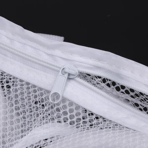 Hanging Dry Sneaker Mesh Laundry Bags Shoes Protect Wash Machine Home Storage Organizer Accessories Supplies Laundry Washing Bag