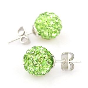 Earrings Brincos Earing Online Shopping India Aros Pendientes Mujer For Women Brinco Perlas Crystal Stud Oorbellen Earring