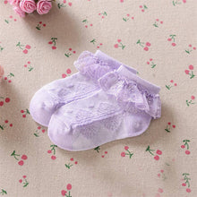 Princess girls socks toddler baby pearl design ankle socks children floor sock infant newborn Calcetines de bebe