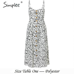Simplee Elegant button women dress Pocket polka dots yellow cotton midi dress Summer casual female plus size lady beach vestidos