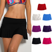 Fashion Women Swim Cover Up, Bikini Swimwear, Swim Short Skirt, Beach Mini Skirt