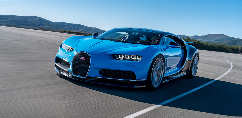 World Record Set by Bugatti