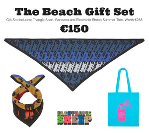THE BEACH GIFT SET