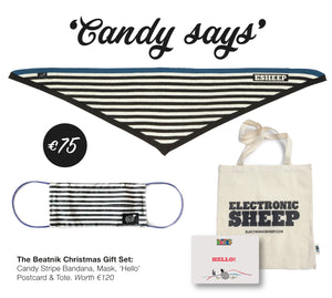 'Candy says' Christmas Gift Set