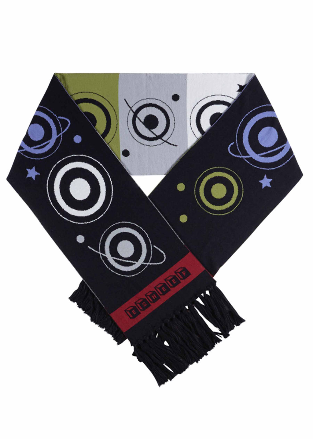 Planet Sky Long Scarf