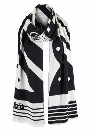SOLD OUT - Universal Cowboy Blanket Scarf
