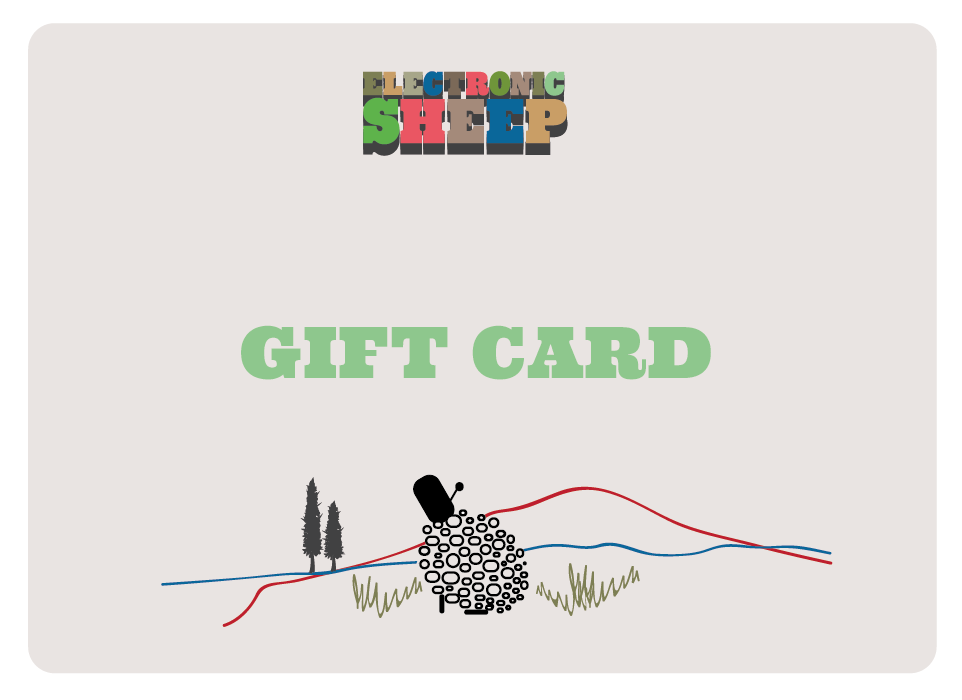 Electronic Sheep e-Gift Card €25 – €500
