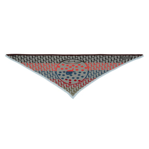 FISHBOWL TRIANGLE SCARF