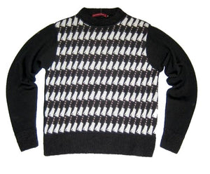 'Repeat Cleaver' Sweater