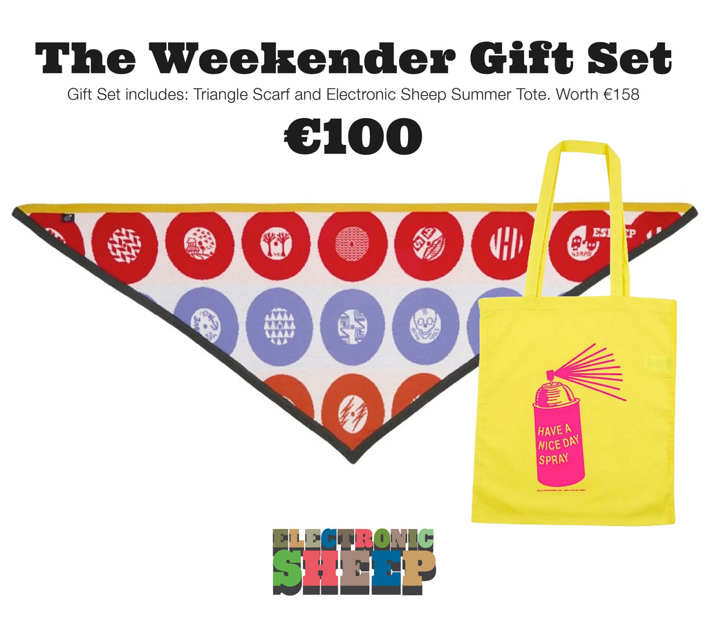 THE WEEKENDER GIFT SET