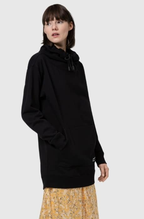 Women's Dumplina Hooded Dress