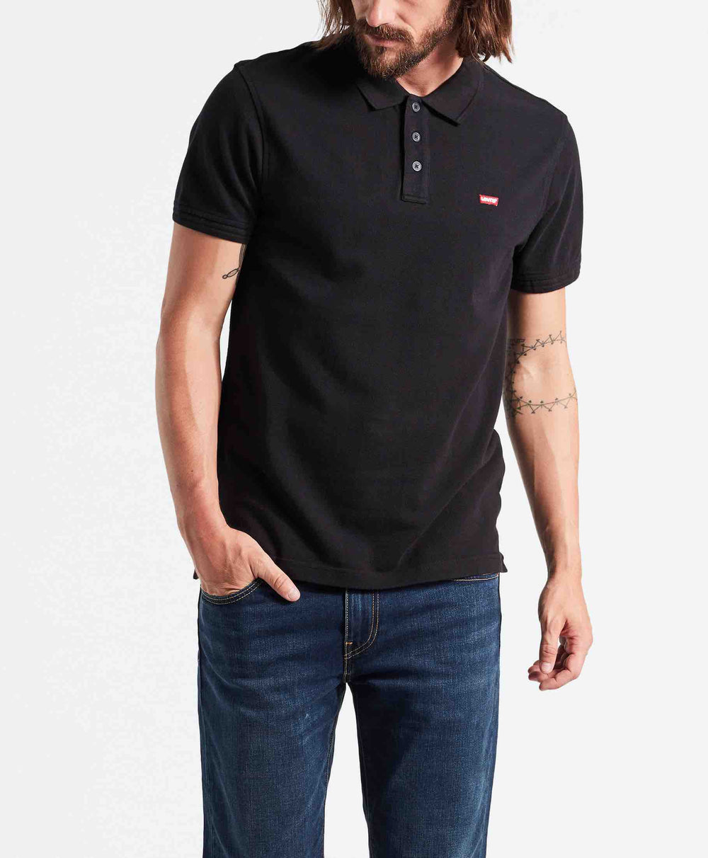 LEVIS HOUSEMARK POLO MINERAL BLACK