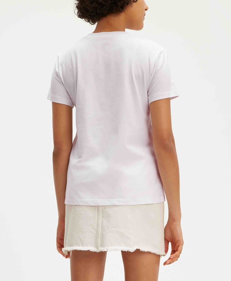 FLORENCE TEE FLORENCE TEE WHITE GRAPHIC