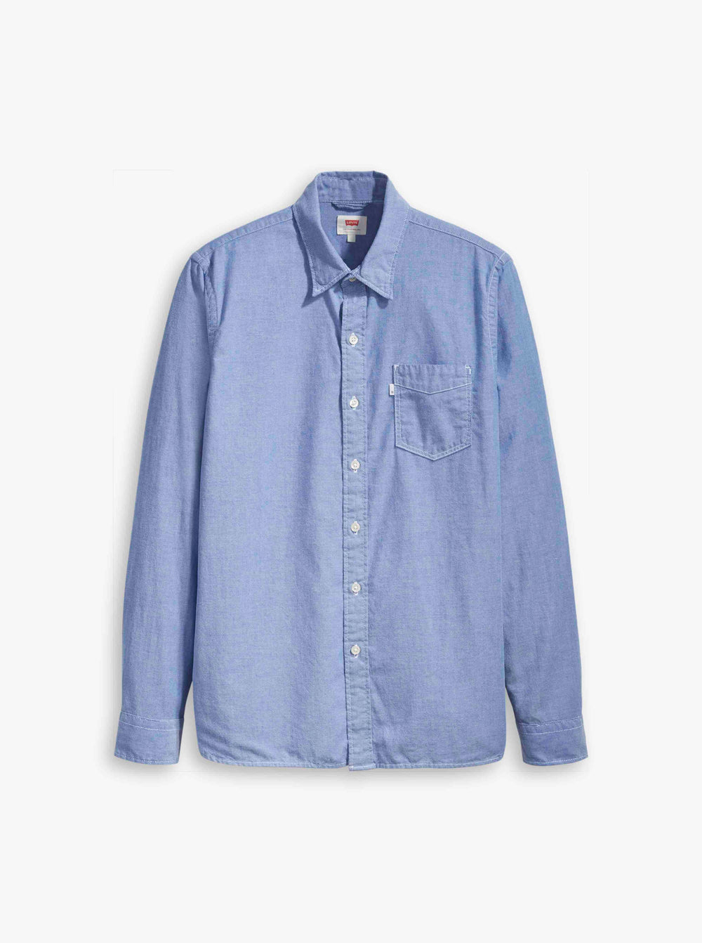 SUNSET 1 POCKET SHIRT TRUE BLUE XX