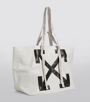 Off-White Arrows Commercial Tote Bag