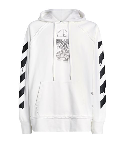 Off-White Dripping Arrows Hoodie
