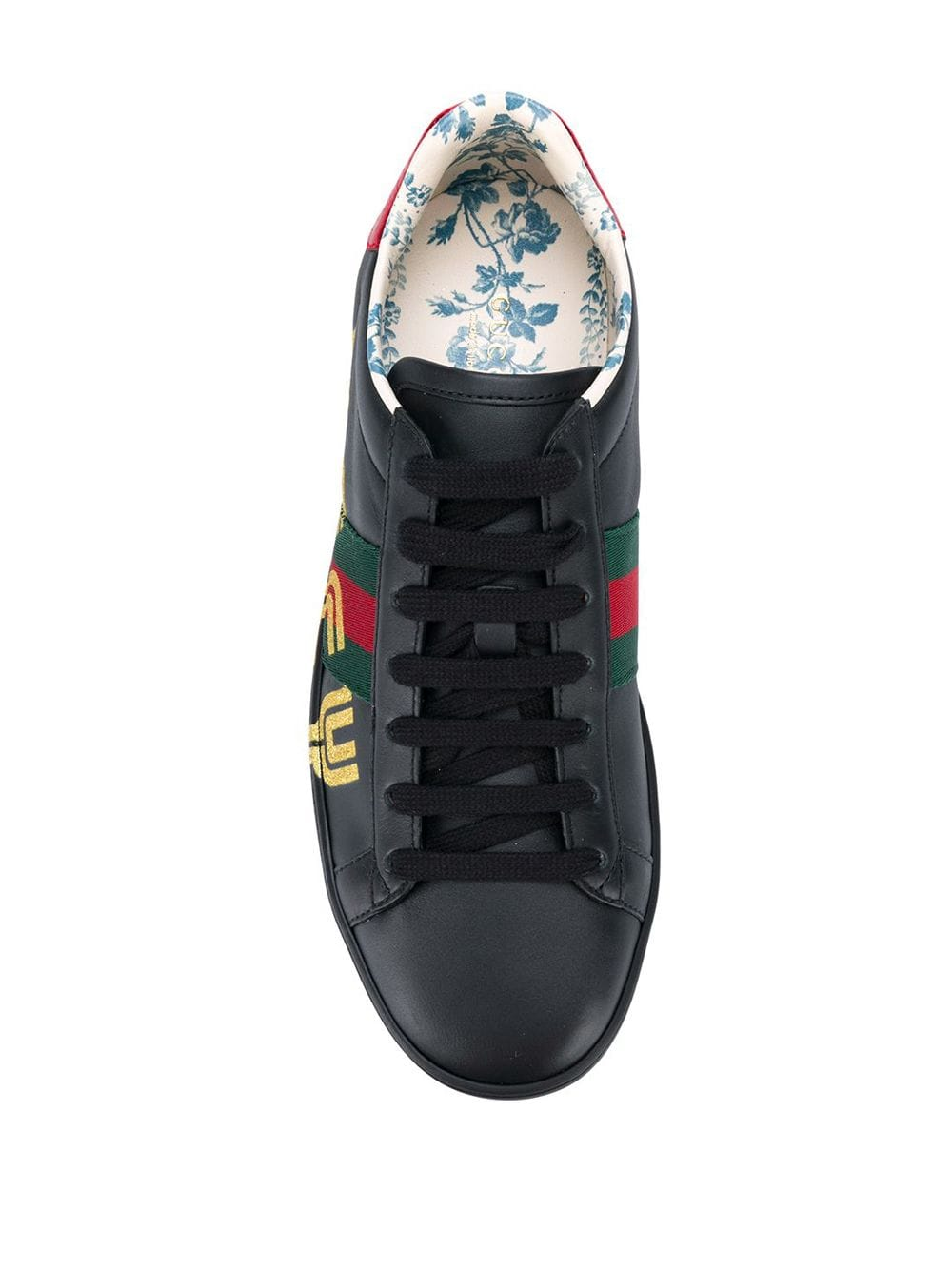 Guccy logo sneakers
